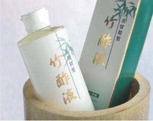 蒸留竹酢液
