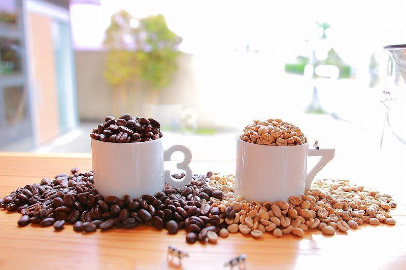厳選のコーヒー豆