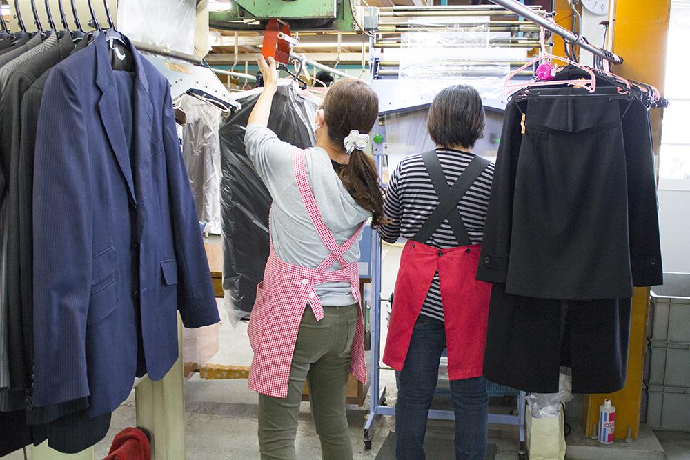 コインランドリー併設店を含め県内20店以上舗展開中!